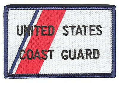 US Coast Guard stripe color W5225 USCG patch flight suit