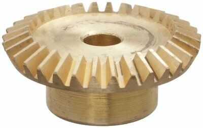 "Boston Gear G481Y-G Bevel Gear, 2:1 Ratio, 0.188"" Bore, 32 Pitch, 32 Teeth, 20"