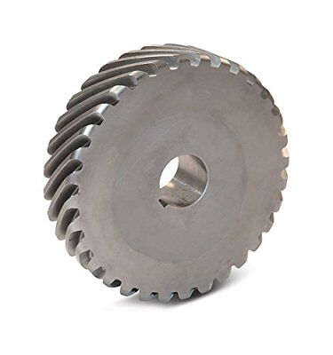 Boston Gear H2020L Plain Helical Gear, 45 Degree Helix, 14.5 Degree Pressure 20
