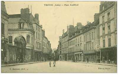 10.troyes.n°9649.place Audiffred