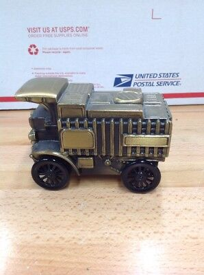 Vintage 1906 Mack Truck Coin Bank by BANTHRICO, INC. CHICAGO