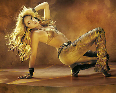 Shakira  8x10 Hollywood Celebrity Photo 8 x 10 Color Picture 1764