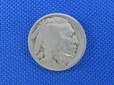 1916 S Buffalo Nickel Us 5 Cent Coin