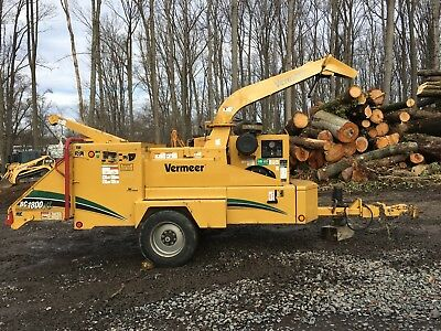 2010 Vermeer BC1800XL Chipper