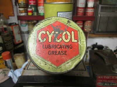 Early Original Cycol Universal Joint Grease 1# Can