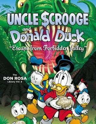 Walt Disney Uncle Scrooge and Donald Duck the Don Rosa Library ... 9781683960539