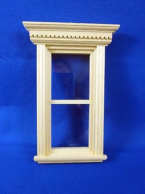 Houseworks Dollhouse Yorktown Non-Working Window Made 1979