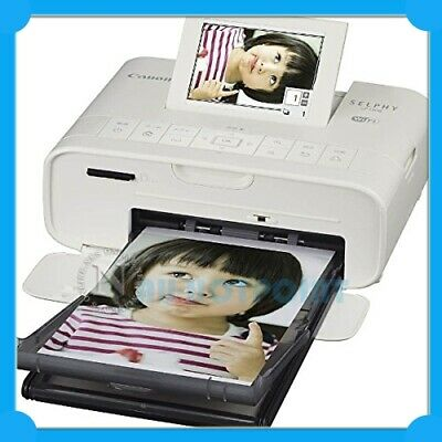Canon SELPHY CP1300WH Wireless Compact Photo Printer+WiFi Direct+AirPrint CP1300