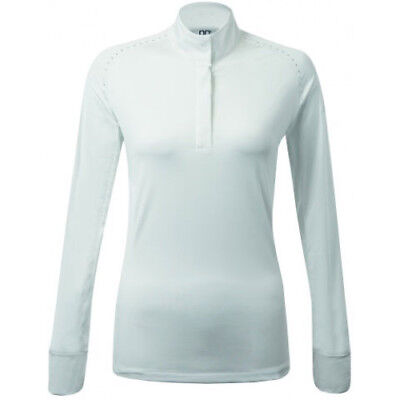 Aa Platinum Ladies Evo Skin Womens Shirt Competition - White All Sizes
