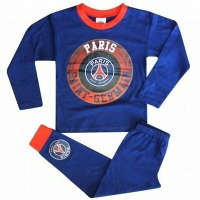 Older Boys Paris St. Germain Football Team Pyjamas