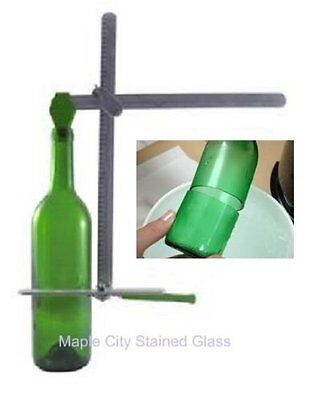 NIOB Eco Crafting Glass G2 Bottle Cutter Generation Green Recycles Wine Bottle