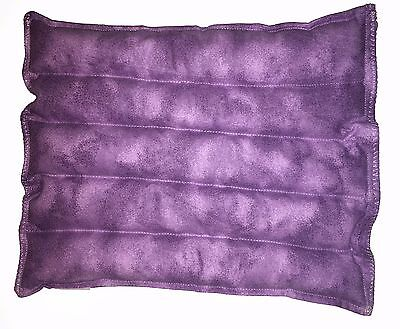Lavender Hot Cold Pack Microwave Heating Pad Reusable Back Pack Aroma Therapy