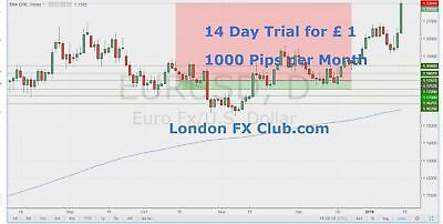 Forex Signals £1  trial Live feed  from our London Trading room for 14 days