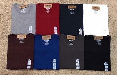 New Duluth Trading Men's Longtail T Shirt Short Sleeve Pocket 8 Colors Mens