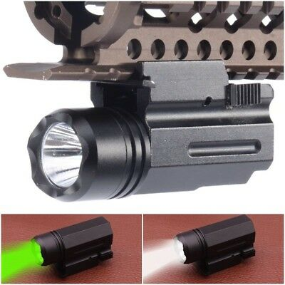 Laser And Flashlight Combo For Smith And Wesson Sd9ve