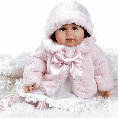 Paradise Galleries Dolls Macie, Collectible Realistic Baby Doll, 22-inch Doll