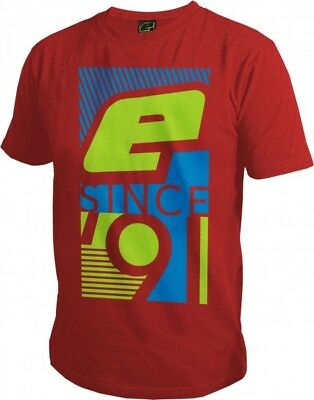 T-Shirt Planet Mens Pro-Formance Since 91 rot