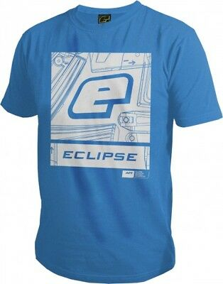 T-Shirt Planet Mens Pro-Formance Icon hellblau