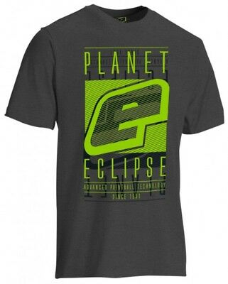 T-Shirt Planet Mens Fade dunkelgrau