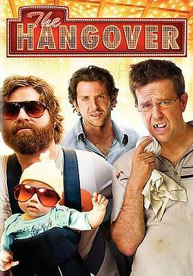 The Hangover (DVD, 2009) - **DISC ONLY**