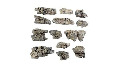 NEW Woodland Scenics C1139 Outcropping Ready Rocks *SHIPS FREE*