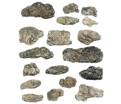 NEW Woodland Scenics C1140 Surface Ready Rocks *SHIPS FREE*