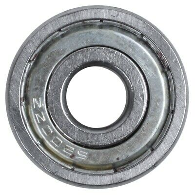 6200ZZ 2 Metal Shields Deep Groove Ball Bearing 10mm x 30mm x 9mm Z4W2