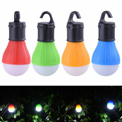 Tent LED Bulb Light Outdoor Emergency Camping Night Lantern for Hiking Fishing