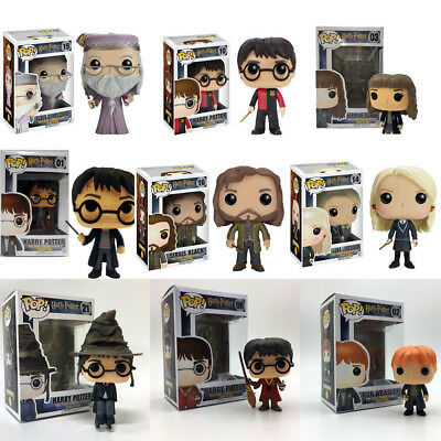 Harry Potter Series Funko Pop Figure Decorative Collection Movie Model Toys Gift