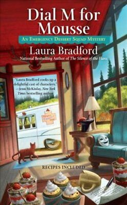 Dial M For Mousse by Laura Bradford 9780425281253 (Paperback, 2018)