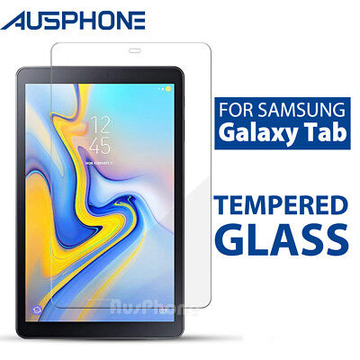 Tempered Glass Screen Protector for Samsung Galaxy Tab A 8.0 10.1 10.5 S4 S5e S6