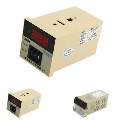 AC 220V Digital PID Temperature Controller Microcomputer Thermostat Switch