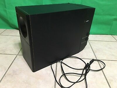 Bose Acoustimass Lifestyle Subwoofer needs 13 pin cable cord and speaker wires