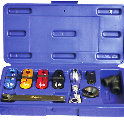 Astro Pneumatic 7892 8x 8pc Fuel & Transmission Line Disconnect Tool Set New