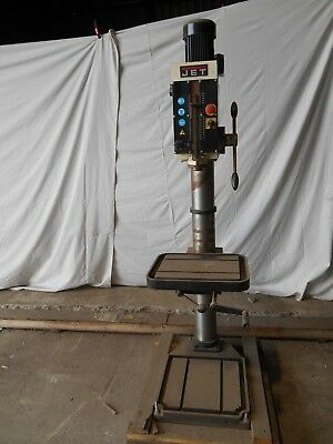 "Jet 354041 J-40 M, 26"" Arboga Gear Head Drill Press - New old stock"