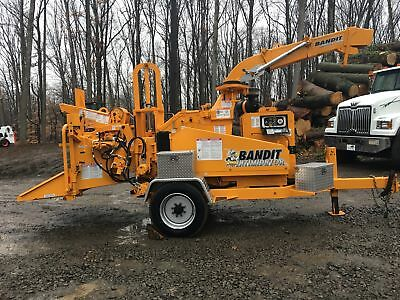 2015 Bandit 1390XP Chipper