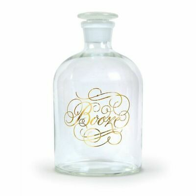 Booze Decanter - Bottled Up by Fred - Alcohol Bar Storage