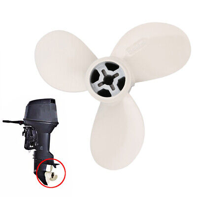 Boat Motor Propeller 7 1/4X5-A For Yamaha 2 Stroke 2HP Outboard Aluminum Alloy