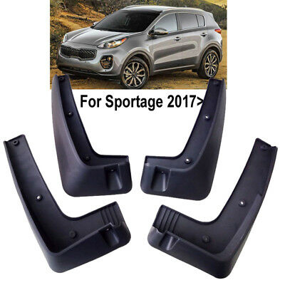 Mud Flaps Splash Guard Fender Car Mudguard For KIA Sportage 2016 2017 2018 QL