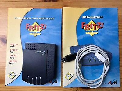 AVM ISDN-CONTROLLER FRITZ!CARD DRIVERS DOWNLOAD