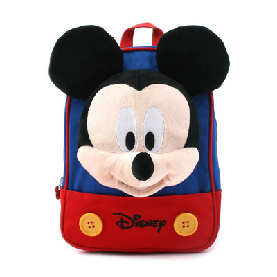 Disney Mickey Minnie Mouse Finger Backpack with Safety Harness for Toddler Child