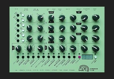 MFB Dominion Club Synth