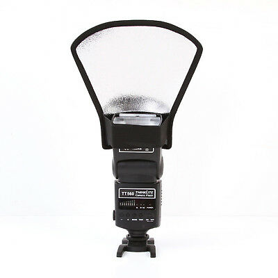 Universal Flash Bounce Reflector Diffuser for Canon Nikon LG Sony Flash Lamp