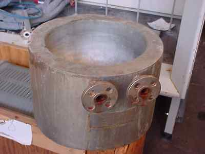 2.5 gallon STAINLESS STEEL STEAM JACKETED TANK KETTLE MANTLE