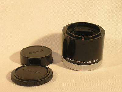 Canon FD 50 1:1 Extension Tube For FD 100mm Macro Lens *FREE USA SHIPPING*