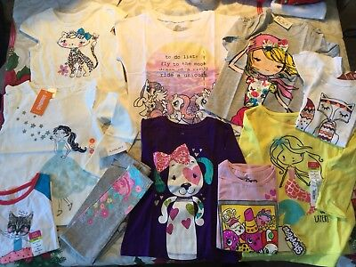 Girls Clothes Size 4t lot of 10 pieces new with tags