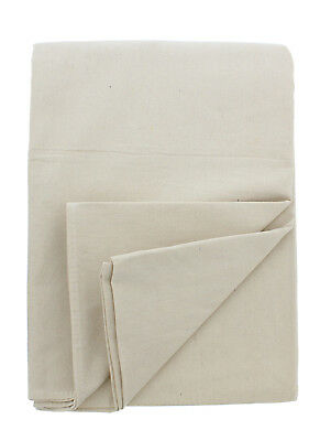 ABN Painters Beige Canvas Paint Drop Cloth Large 5' x 20' Foot for Painting