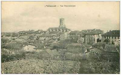 32.gimont.n°17156.vue Panoramique