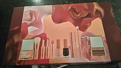 a8673c7dc5bc9 TED BAKER Ted s Bouquet Cosmetic Collection Make Up Gift Set Xmas - Brand  New!