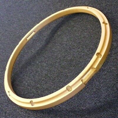 "Gibraltar SC1410WSS 10-Lug 14"" Wood Replacement Snare Drum Hoop - Snare Side"